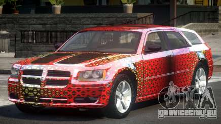 Dodge Magnum UL L9 для GTA 4