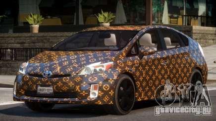 Toyota Prius L1 для GTA 4
