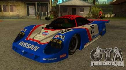 1989 Nissan R89C Le Mans для GTA San Andreas