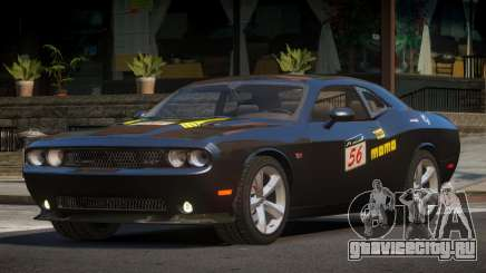 Dodge Challenger R-Tuned L4 для GTA 4