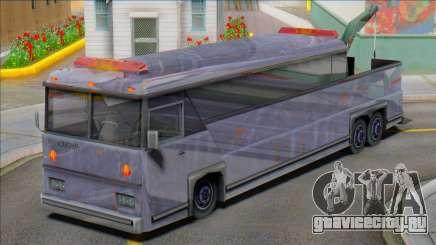 Автобус-эвакуатор для GTA San Andreas