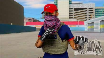 Sicario Civil для GTA San Andreas