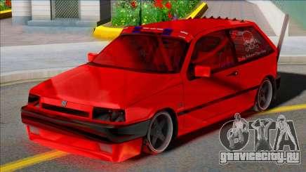 Fiat Tipo Low Tuning для GTA San Andreas