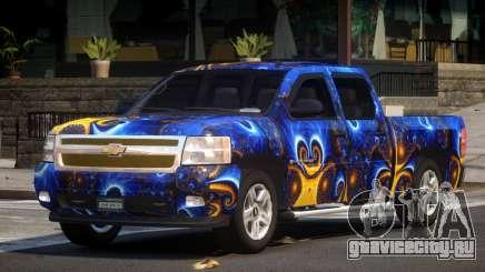 Chevrolet Silverado GST 1500 L8 для GTA 4