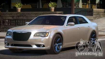 Chrysler 300C GS для GTA 4