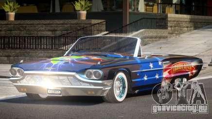 Ford Thunderbird SR L9 для GTA 4