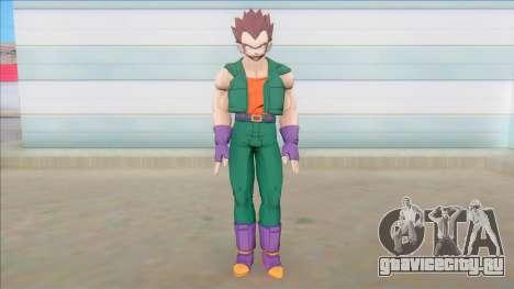 Dragon Ball GT  Skin Vegeta V2 для GTA San Andreas