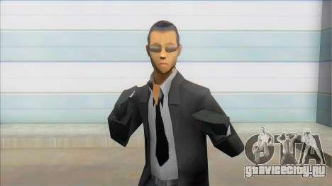 Japanase Yakuza (triboss) для GTA San Andreas