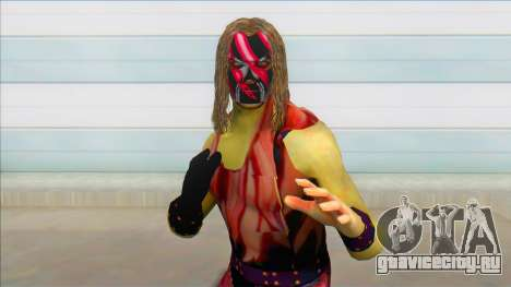 WWF Attitude Era Skin (kane2001) для GTA San Andreas