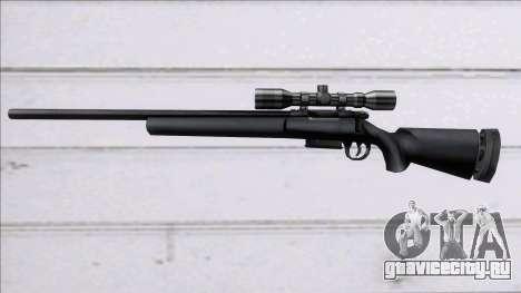 PUBG M24 Sniper Rifle для GTA San Andreas