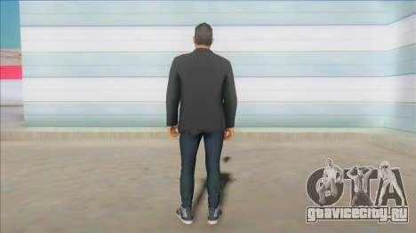 Nuevo Civil GTA SA Version from GTA V Online для GTA San Andreas