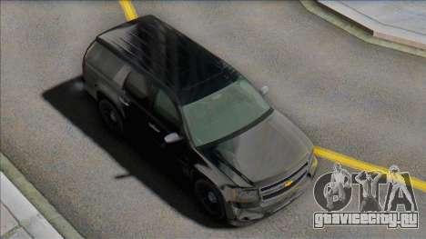 Chevrolet Tahoe 2012 ImVehFT для GTA San Andreas