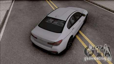 BMW 530d X-Drive 2020 для GTA San Andreas