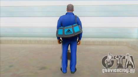 New Wuzimu Casual V3 TrackSuit Adidas Sport V2 для GTA San Andreas