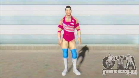 Kurt Angle для GTA San Andreas