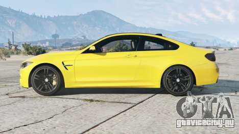 BMW M4 coupe (F82) 2015