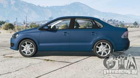 Volkswagen Polo sedan (Typ 6R) 2011