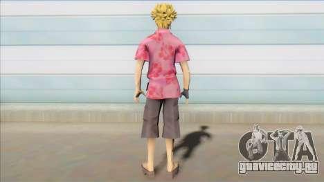 Oshino Meme from Bakemonogatari для GTA San Andreas
