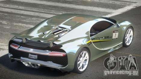 Bugatti Chiron GS L3 для GTA 4