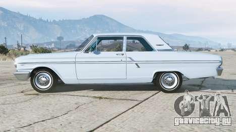 Ford Fairlane 500 2-door sedan (62A-31) 1964