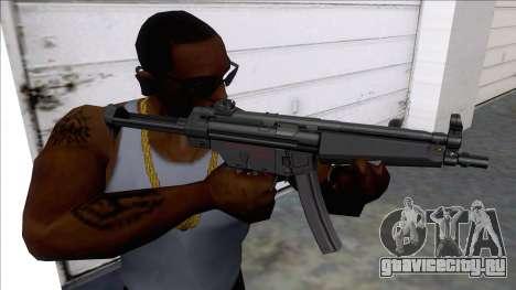 MP5 SMGs для GTA San Andreas