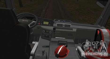 MAN TGS 18.480 Сортиментовоз LPcars для GTA San Andreas