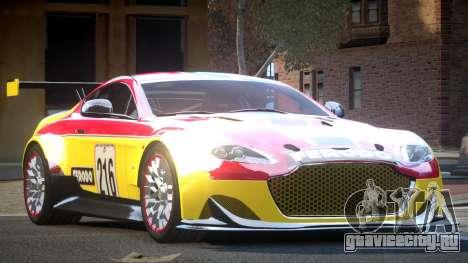 Aston Martin Vantage R-Tuned L9 для GTA 4