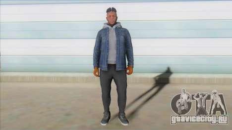 GTA Online Skin Ramdon XXXTentacion V1 для GTA San Andreas