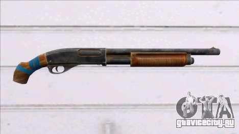 Fear the Wolves Remington-870 для GTA San Andreas