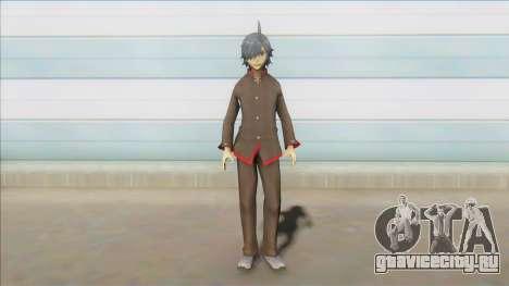 Koyomi Araragi from Bakemonogatari для GTA San Andreas