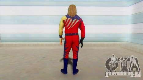 WWF Attitude Era Skin (kane1999) для GTA San Andreas