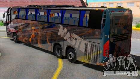 Thalapathy Vijay Master Bus для GTA San Andreas