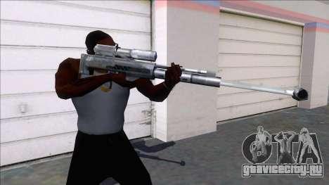 Renegade ramjet rifle для GTA San Andreas