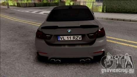 BMW M4 Custom для GTA San Andreas