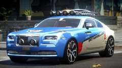 Rolls-Royce Wraith PSI L5 для GTA 4