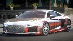 Audi R8 SP Racing L8 для GTA 4