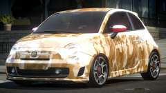 Fiat Abarth Drift L10 для GTA 4
