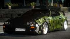 Toyota Supra RZ PJ10 для GTA 4