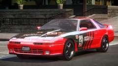 Toyota Supra GS L5 для GTA 4