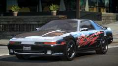 Toyota Supra GS L9 для GTA 4