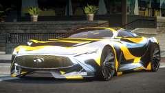 Infiniti Vision GT SC L10 для GTA 4