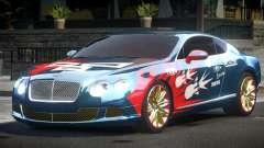 Bentley Continental GT Drift L7 для GTA 4