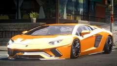 Lamborghini Aventador BS для GTA 4
