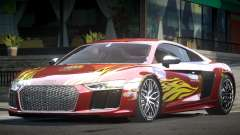 Audi R8 SP Racing L9 для GTA 4