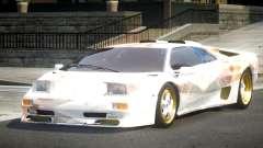 Lamborghini Diablo GS L1 для GTA 4
