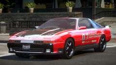 Toyota Supra GS L7 для GTA 4