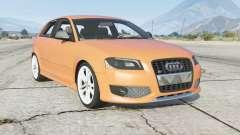 Audi S3 (8P) 2008 для GTA 5