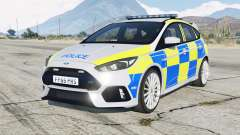 Ford Focus RS Police для GTA 5