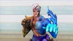 Storm Dragon Lee Sin для GTA San Andreas