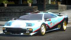 Lamborghini Diablo GS L6 для GTA 4